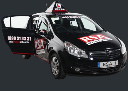 rsa driving school car